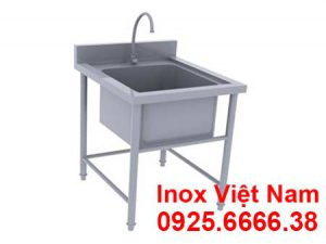 Chậu rửa đơn tại Inox Việt Nam