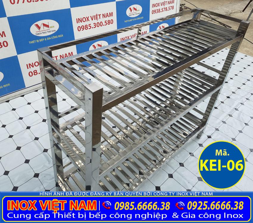 Bếp Inox Việt Nam là đơn vị cung cấp kệ bếp inox 3 tầng hàng đầu Việt Nam.