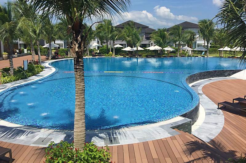 Khu nghỉ dưỡng Kosmos Apartment Phú Quốc
