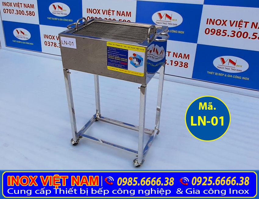 Lò nướng thịt bán cơm tấm LN01