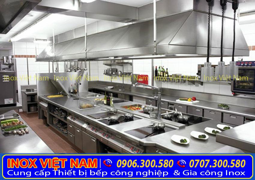 Inox Việt Nam chuyên cung cấp và sản xuất kệ bếp inox cao cấp chất lượng giá tốt tại Tp.hcm