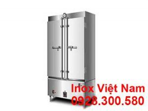 tủ nấu cơm công nghiệp 80kg sử dụng điện