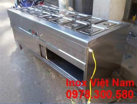 Tủ hâm nóng thức ăn 14 khay