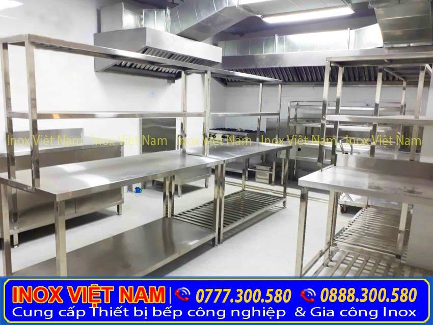 bàn bếp inox nhà hàng | Bàn bếp inox gia đình | Bàn bếp inox có chậu rửa | Bàn bếp inox nhà hàng | Bàn bếp inox mini.