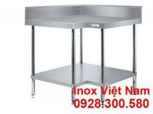 Đặc điểm của sản phẩm bàn inox góc