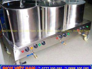 Bộ 3 nồi nấu phở bằng điện 20l-60l-12l