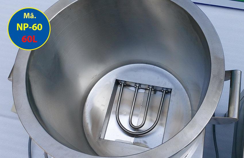 Thanh nhiệt bên trọng Nồi nấu phở bằng điện| Nồi nấu hũ tiếu bằng điện| Nồi điện hầm xương.