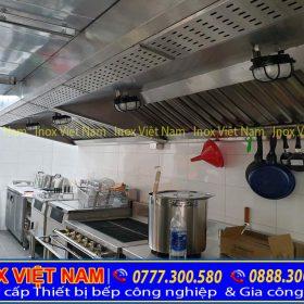 hệ thống hút khói bếp công nghiệp