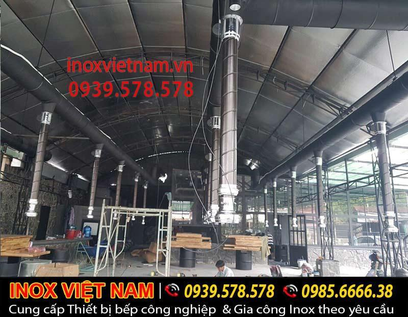 Inox Việt Nam địa chỉ tin cậy cho mọi khách hàng.
