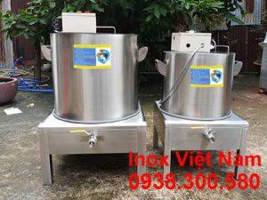 Nồi nấu nước lèo bằng điện 80L - 100L