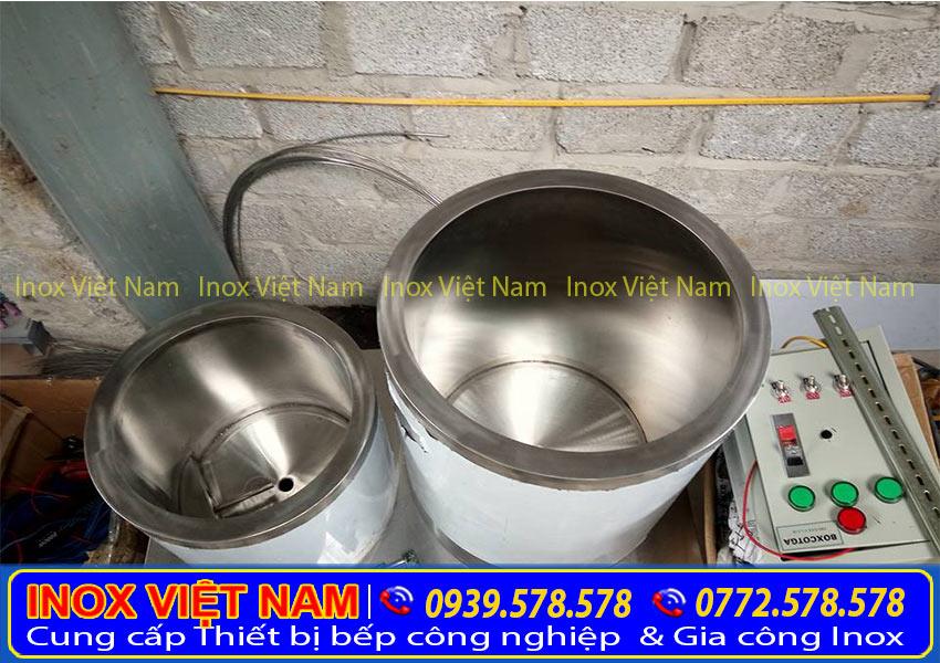 Bộ nồi nấu phở điện 60l - 120l