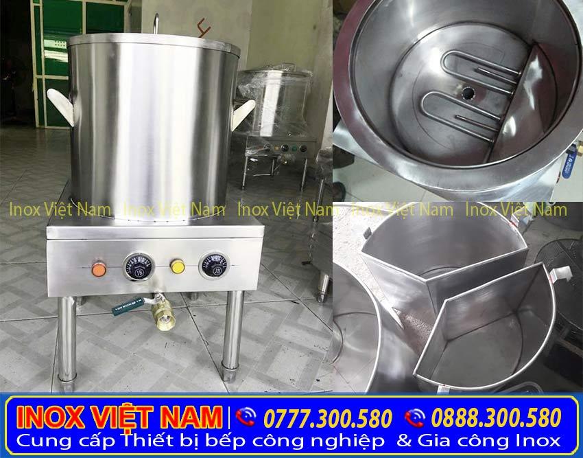 Inox Việt Nam là Địa chỉ bán nồi nấu phở bằng điện chất lượng số 1 thị trường Việt Nam