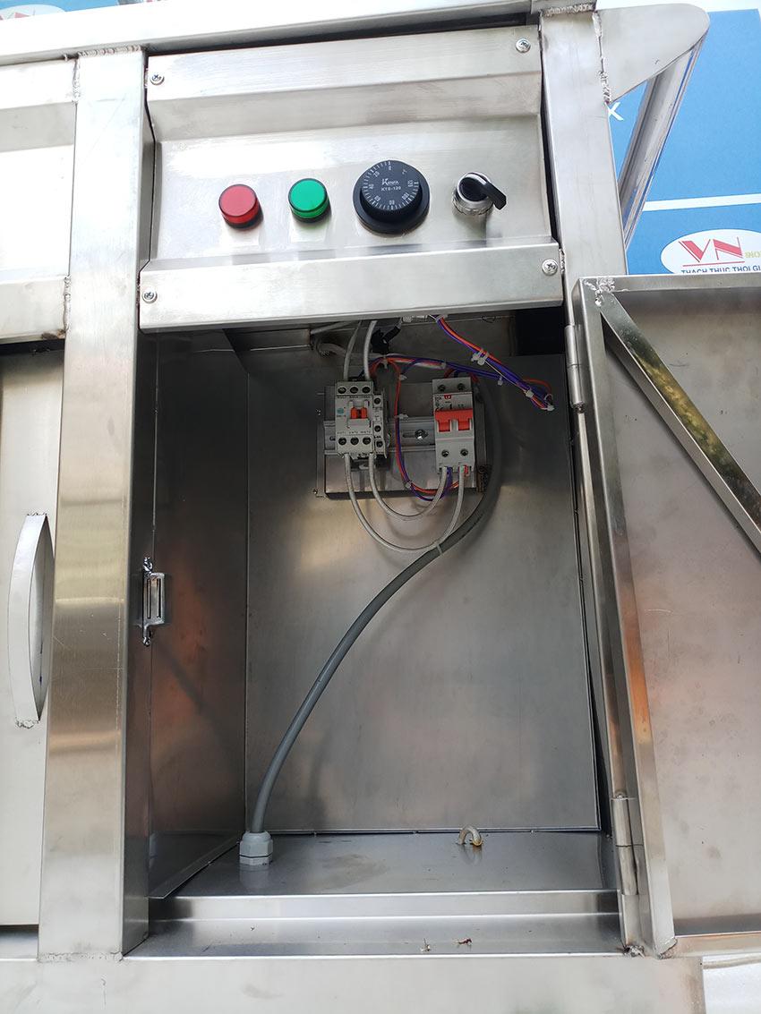 Tủ điện của tủ giữ nóng thức ăn