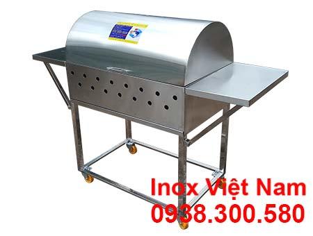 Lò nướng than inox 304 LN-11