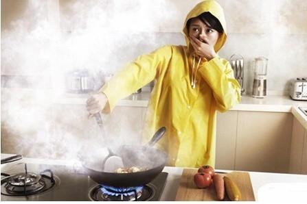 cách xử lý khói bếp