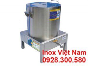 Nồi nấu hũ tiếu bằng điện, Nồi nấu phở bằng điện, Nồi điện hầm xương sản xuất Inox Việt Nam.