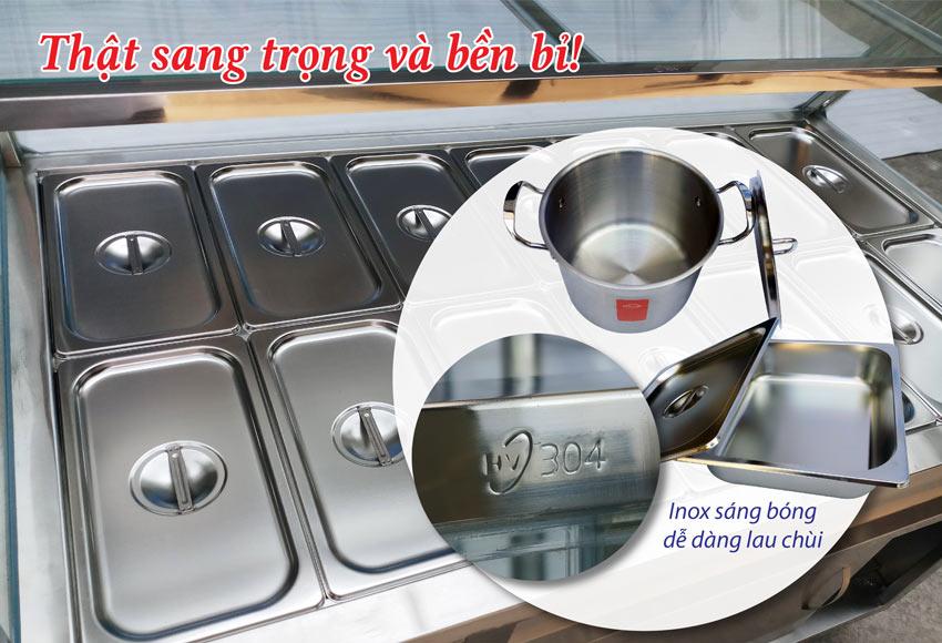 Giá cả tủ hâm nóng thức ăn| Mua tủ giữ nóng thức ăn| Tủ hâm nóng thức ăn tphcm