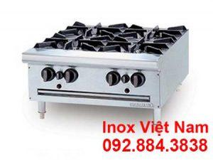 Thiết bị bếp công nghiệp, Bếp Âu công nghiệp, Bếp Âu đa năng và tiện dụng