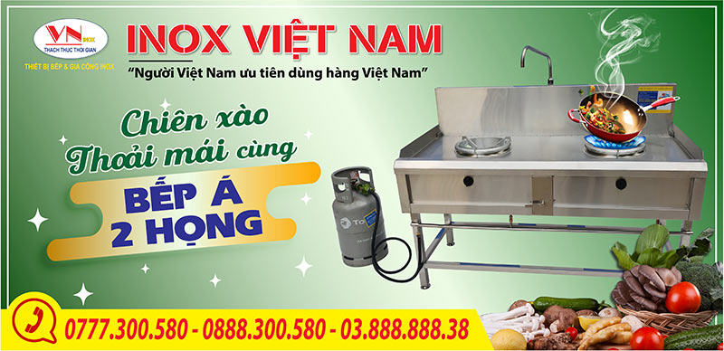 Giá bếp công nghiệp inox| Thiết bị bếp công nghiệp TP HCM| Bếp công nghiệp