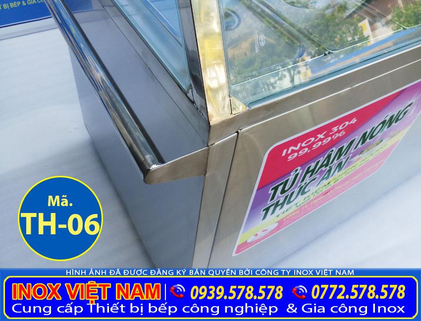 Tủ hâm nóng inox 304 – Inox Việt Nam