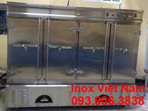Tủ hấp cơm công nghiệp, tủ hấp cơm bằng gas và điện uy tín, chất lượng và chính hãng.