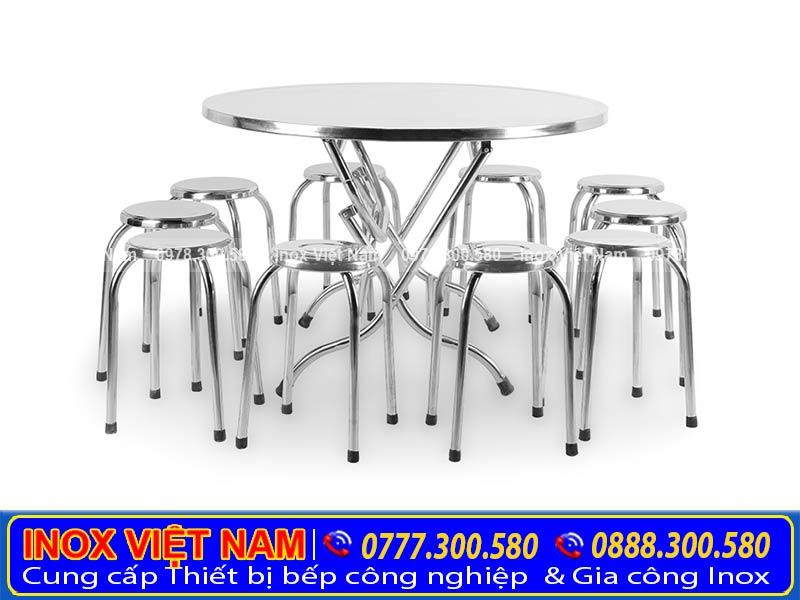 bàn ăn tròn inox | bàn ăn inox giá rẻ bàn inox đẹp | bàn dài inox | bàn tròn inox loại nhỏ | kích thước bàn ăn inox | giá bàn vuông inox | Giá bàn bếp inox | Báo giá bàn bếp inox
