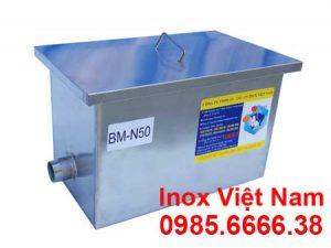 Bể tách mỡ inox , bẫy mỡ | bẫy mỡ inox, bể tách dầu mỡ inox ,bể tách mỡ , báo giá bể tách mỡ , bể tách dầu mỡ 3 ngăn sản xuất INOX VIỆT NAM