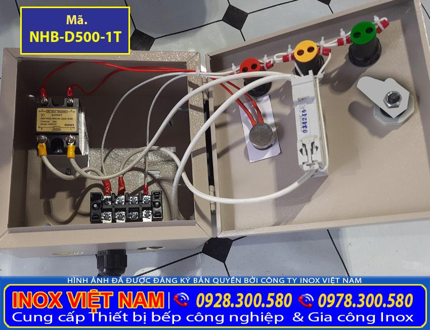 Hộp điện rời thiết kế thông minh, a toàn và dễ dàng sử dụng.