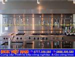 Inox Việt Nam - Đơn vị cung cấp thi công và sản xuất thiết bị bếp công nghiệp.