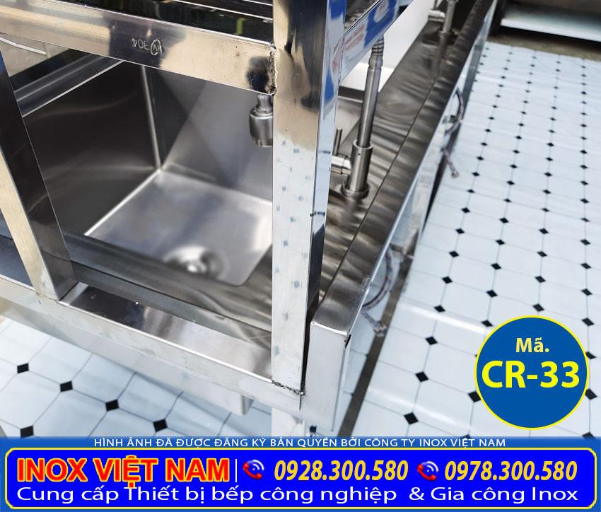 Bồn rửa chén inox công nghiệp | bồn rửa tay công nghiệp | chậu rửa inox công nghiệp giá rẻ