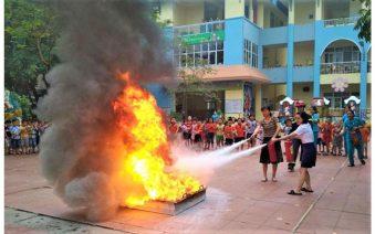 Cách phòng chống cháy nổ ga