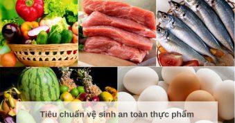 Các tiêu chuẩn và yêu cầu vệ sinh thực phẩm trong bếp nhà hàng, bếp công nghiệp