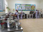 Tiêu chuẩn thiết kế bếp ăn trường mầm non đạt chuẩn