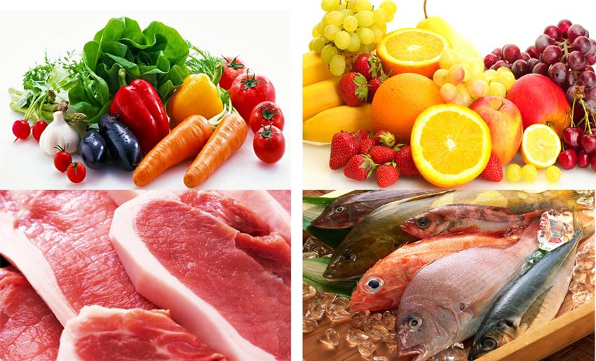 Vì sao thức ăn bị để ngoài môi trường không khí thì bị ôi thiu